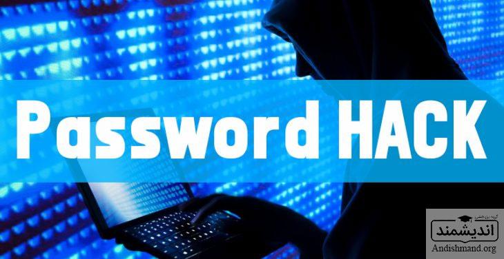رمز عبور ، شبکه های مجازی ، کاربر شبکه های اینترنتی ، شرکت گوگل