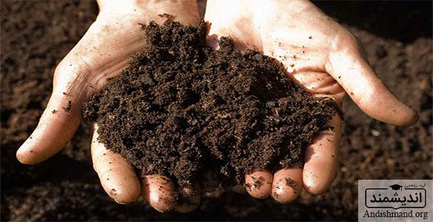 تأثير شوري و سديمي آب بر هدايت هيدروليكي اشباع خاك ، اندازه و شکل ذرات ، هم آوری خاک ، اثر آب با هدایت الکتریکی ، مواد آلی