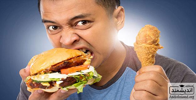هفت خوراکی که شما را عصبی می کند – خبر برای افراد پرخاشگر