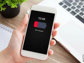 باتری موبایل - دلایل خالی شدن باتری گوشی ها