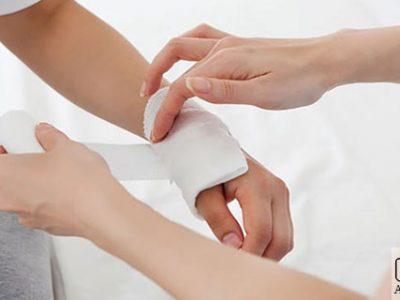 پانسمان ضد باکتری - تولید پانسمانی ضد باکتری و بهبود دهنده زخم