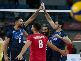 صعود به توکیو - تیم ملی والیبال ایران به المپیک توکیو راه یافت