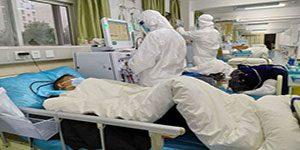 درمان کرونا - درمان اولین بیمار مبتلا به کرونا