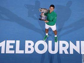 جوکوویچ - پیروزی سخت جوکوویچ در فینال گرند اسلم استرالیا