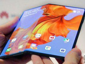 میت ایکس اس هواوی نسل جدید گوشی های تاشو