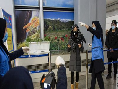 کرونا - آخرین وضعیت چین و ایران