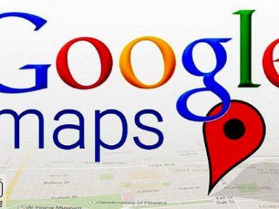 گوگل مپ - با گوگل مپ جهان در جیب شماست