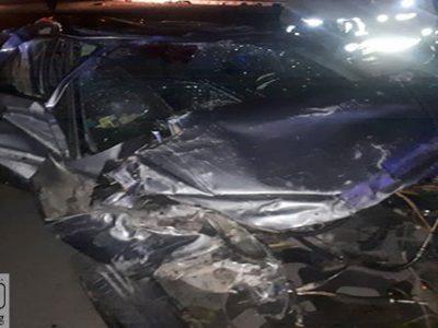 تصادف - یک کشته و دو زخمی در تصادف نیمه شب 13 بهمن