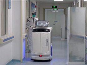ربات پرستار - طراحی ربات پرستار برای رسیدگی به بیماران کرونا