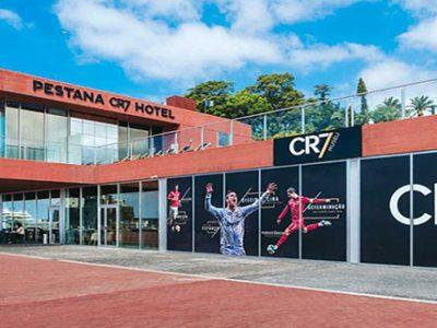 هتل های رونالدو - رونالدو در اقدامی خیرخواهانه هتل هایش را بیمارستان کرونا کرد
