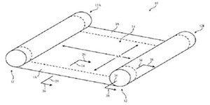 اختراع جدید اپل - اپل در حال ساخت گوشی لوله شونده