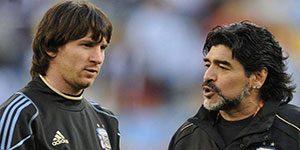 دیه گو مارادونا - اظهار نظرهای جنجالی مارادونا از اعتیاد گرفته تا مسی و پله