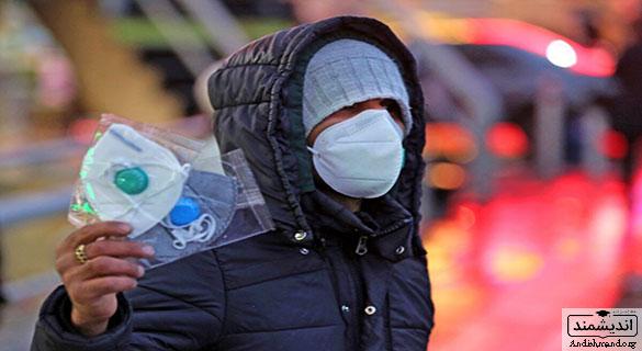 پوشیدن ماسک در پیشگیری از کرونا موثر است