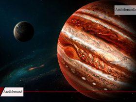 سیاره مشتری - با ثبت یک تصویر معمای بزرگ مشتری حل شد
