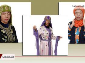قربانیان اسید پاشی برای اولین بار در کشور مدل لباس شدند