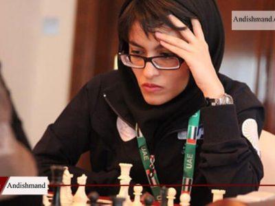 غزل حکیمی فرد - تغییر تابعیت بانوی شطرنج باز کشور