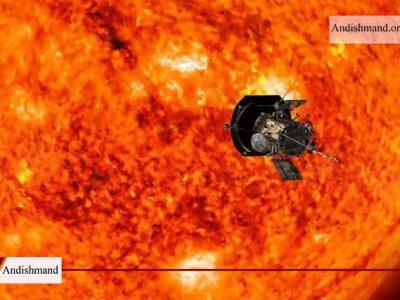 خورشید - ثبت نزدیک ترین تصاویر از خورشید