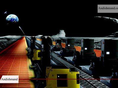 نیروگاه هسته ای- ساخت نیروگاه اتمی در ماه و مریخ