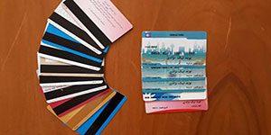 کارت بانکی - ساخت نسخه تقلبی در یک دقیقه