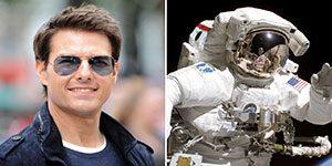 فیلمبرداری در فضا - با تام کروز در ماموریت غیر ممکن این بار خارج از جو زمین