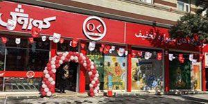 فروشگاه افق کوروش - گرانفروشی اجناس و اهانت به مشتریان