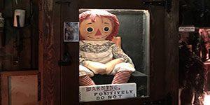 فرار آنابل - ماجرای فرار عروسک آنابل از موزه چه بود