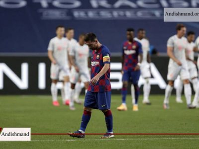 شکست تاریخی - سنگین ترین باخت تاریخ باشگاه بارسلونا
