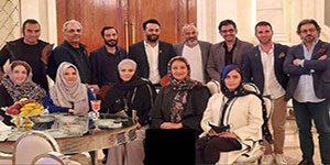 بیستمین دوره جشن حافظ بدون رعایت موارد بهداشتی