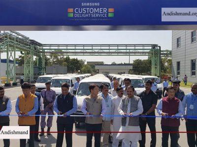 انتقال خط تولید - بخش بزرگی ازتولیدات سامسونگ به هند منتقل می شود
