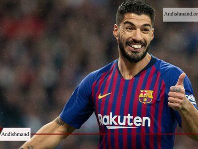 لوئیس سوارز - خداحافظی سوارز از باشگاه بارسلونا