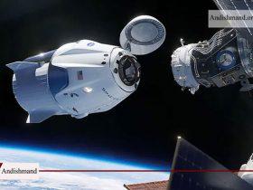 ماموریت فضایی - بازگشت اسپیس ایکس و فضانوردان به زمین