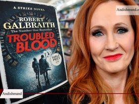 کتاب جدید جی کی رولینگ پرفروش ترین کتاب بریتانیا