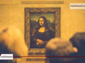 کشف یک طرح مخفی روی تابلوی مونالیزا