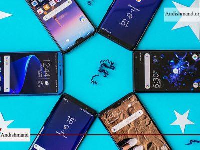 پرفروش ترین گوشی ها - پرفروش ترین گوشی های نیمه اول 2020