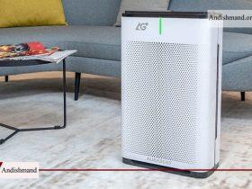 تصفیه کننده هوا - با این دستگاه ویروس کرونا را نابود کنید