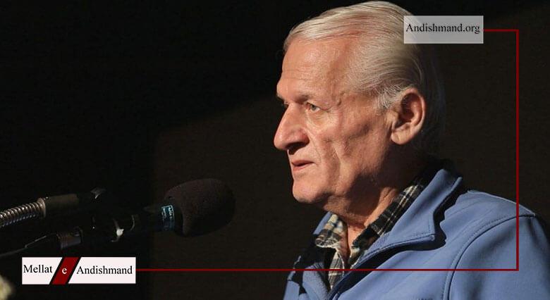 اکبر عالمی - کرونا مستند ساز و کارشناس تلویزیون را از پا درآورد