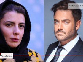 چشم و ابرو - همکاری لیلا حاتمی و محمدرضا گلزار در فیلم جدید نعمت الله