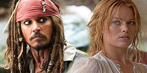 دزدان دریایی کارائیب - مارگو رابی جایگزین جانی دپ خواهد شد