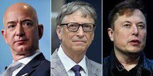 ایلان ماسک - با گذر از بیل گیتس حالا دومین فرد ثروتمند جهان