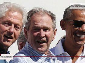 سه رئیس جمهور اسبق - اوباما، بوش و کلینتون در پخش زنده واکسن خواهند زد