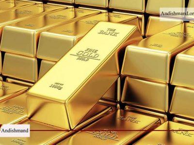 قیمت طلا - طلای جهانی گران تر شد