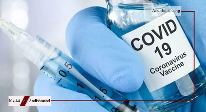 خرید واکسن از کواکس - خرید 16 میلیون . 800 هزار دوز واکسن کواکس