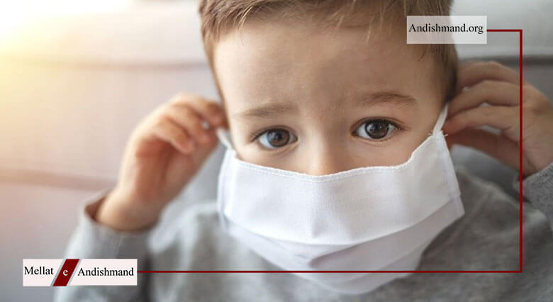 کرونا در کودکان - بیش از یک سوم کودکان مبتلا به کرونا علامتی ندارند