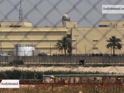 منطقه سبز بغداد - آخرین خبرها از هدف قرار گرفتن منطقه سبز بغداد