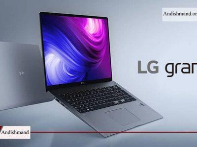 لپتاپهای گرم - رونمایی از لپتاپهای جدید شرکت الجی