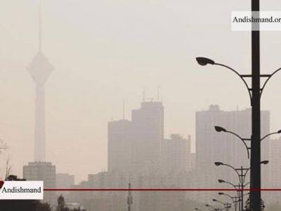 درخواست تعطیلی شهر به دلیل ورود تهران به مرحله خطرناک آلودگی