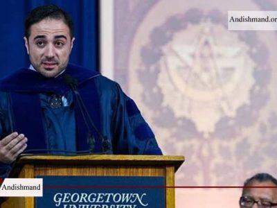 ماهر بیطار - عرب فلسطینی تبار در جایگاه یکی از مدیران ارشد CIA