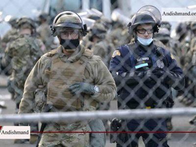 نیروهای گارد ملی آمریکا - تمرین و آمادهباش نیروهای گارد ملی آمریکا