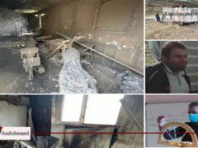 آخرین وضعیت مصدومان حادثه مدرسه کانکسی دزفول