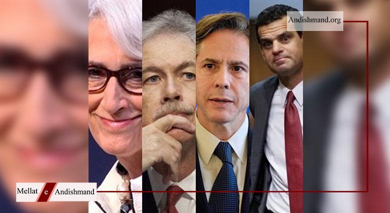 انتخابهای بایدن - پیام مقامات انتصابی رئیس جمهور منتخب آمریکا